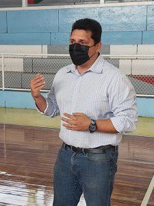 Ronald Batallas, Presidente FEDEORO