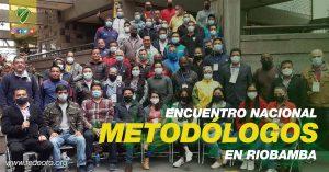 METODÓLOGOS ORENSES ESTUVIERON EN ENCUENTRO NACIONAL