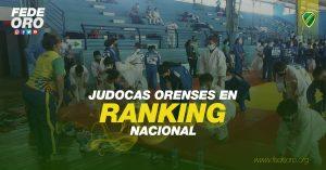 MUY BUENA PRESENTACIÓN DE JUDOCAS ORENSES EN RANKING NACIONAL
